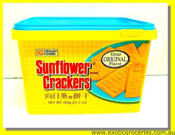 Original Flavour Crackers