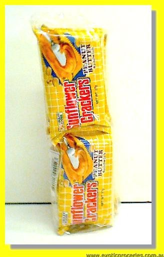 Peanut Butter Sandwich Crackers 10pkts