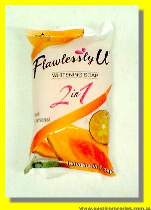 Whitening Soap Papaya & Calamansi