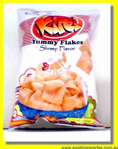 Yummy Flakes Shrimp Flavour