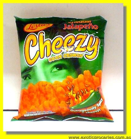 Cheezy Corn Crunch Hot