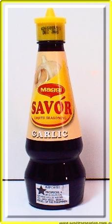 Savor Garlic Liquid Seasoning