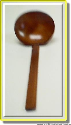 Bamboo Spoon  MR96178