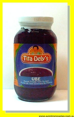 Sweet Purple Yam Spread (Ube)