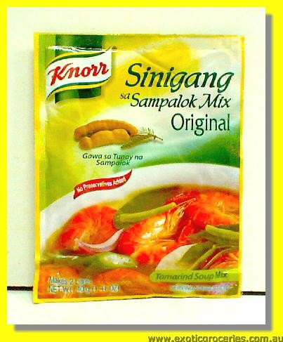 Tamarind Soup Mix Sinigang Sa Sampalok Mix Original
