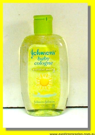 Baby Cologne Summer Swing