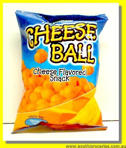 Cheese Ball Snack