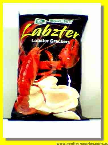 Lobster Flavoured Crackers Hot & Spicy