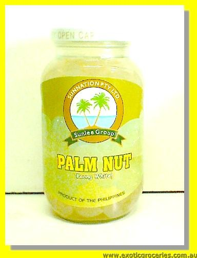 Palm Nut Kaong White