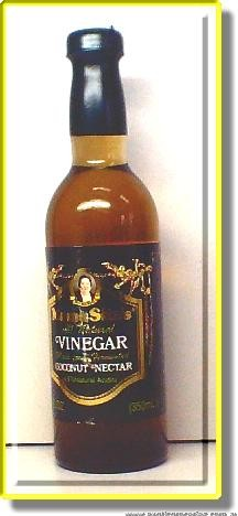 Coconut Nectar Vinegar