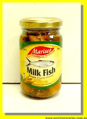 BANGUS Milk Fish In Hot Corn Oil Sauce