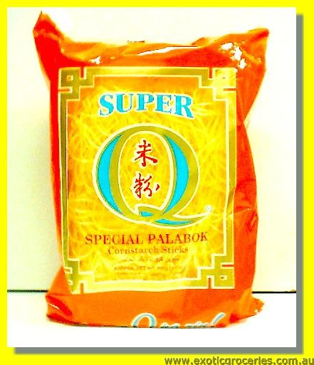 Special Palabok Cornstarch Sticks