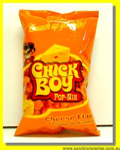 Chick Boy Pop Nik Cheese Flavour