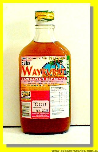 Suka Waykurat Spiced Coconut Vinegar