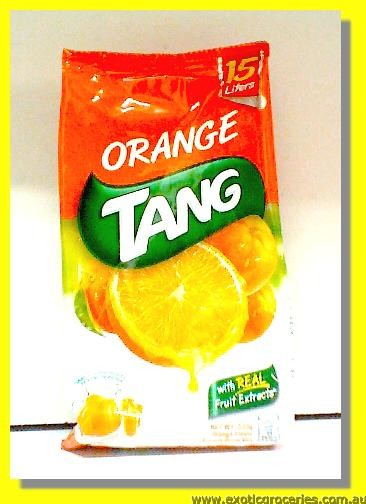Instant Drink Mix Orange Flavour