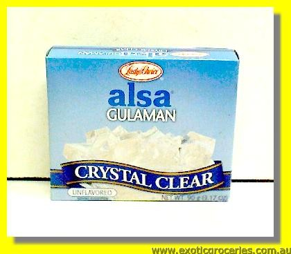 Gulaman Unflavored (Crystal Clear)