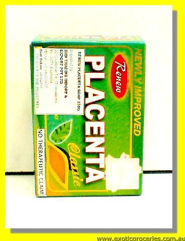 Placenta Herbal Beauty Soap Classic