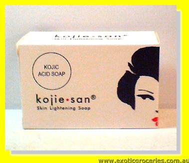 Kojic Acid Soap (Skin Lightening)