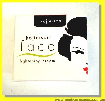 Lightening Cream for Face