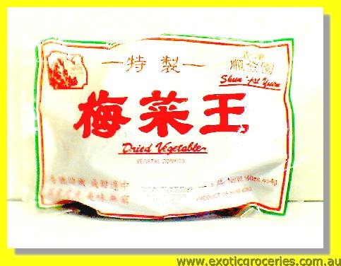 Dried Vegetable Shun Fat Yuen