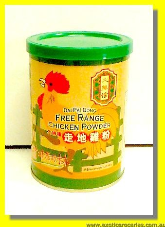 Free Range Chicken Powder