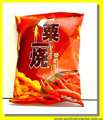 Aromatic Grilled Corn Stick Hot & Spicy Flavored