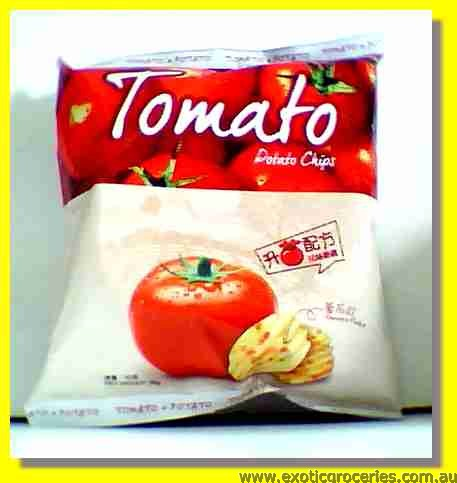 Tomato Flavour Potato Chips