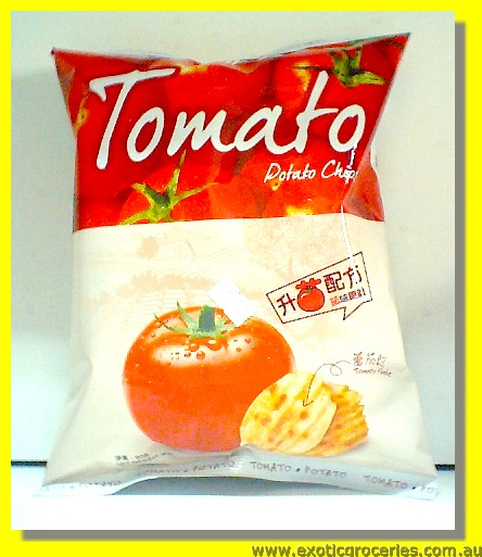 Tomato Potato Chips
