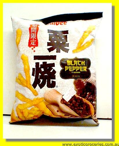 Grilled-A-Corn Black Pepper Flavoured Corn Snack