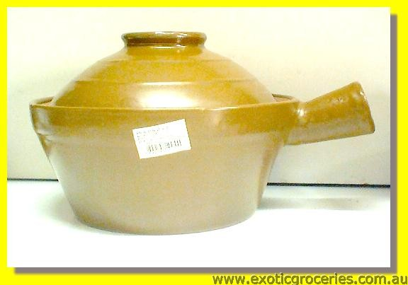 Claypot Single Handle #4 24.5cm