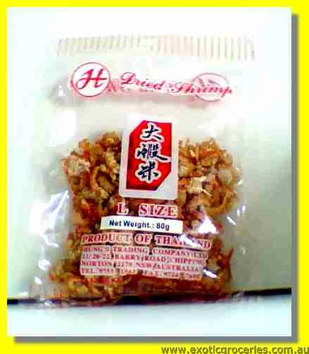 Dried Shrimp L