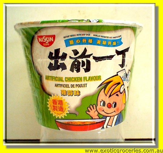 Chicken Flavour Bowl Noodle