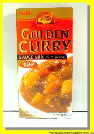 Golden Curry Sauce Mix Mild