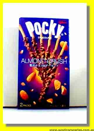Almond Crush Pocky Biscuit Sticks