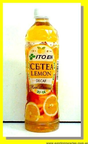 Ice Tea Lemon Flavour Decaf