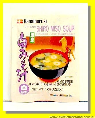 SHIRO MISO Soybean Paste Soup (White)