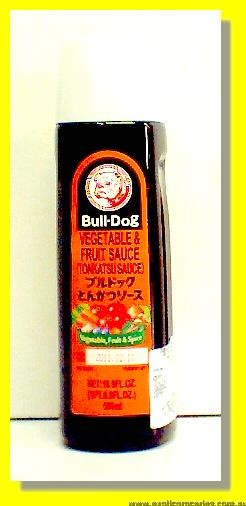 Vegetable & Fruit Sauce Tonkatsu Sauce