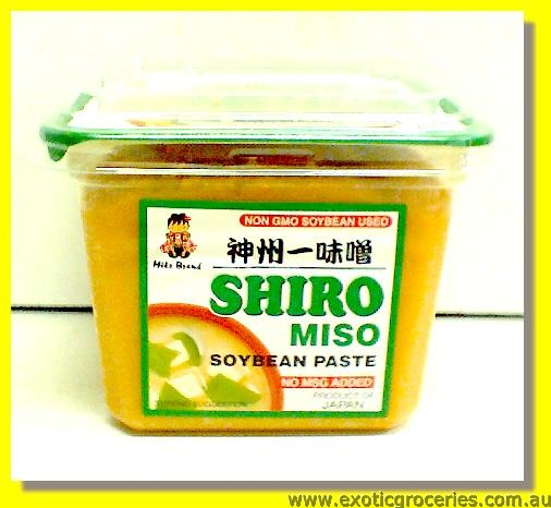Shiro Miso Soybean Paste