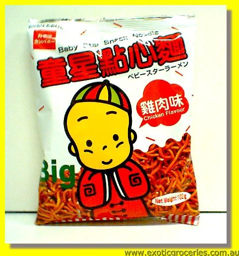 Baby Star Snack Noodle Chicken