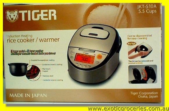 Induction Heating Rice Cooker 5.5cups JKT-S10A