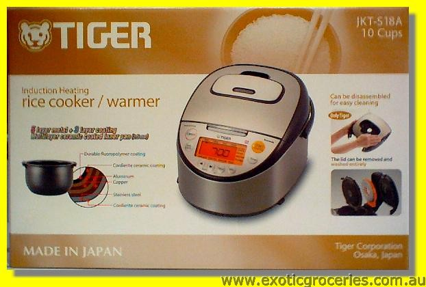 Induction Heating Rice Cooker 10cups