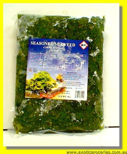 Frozen Chuka Wakame Seasoned Seaweed