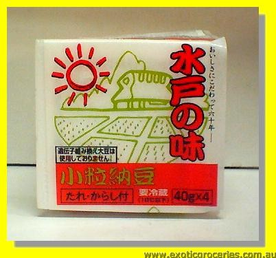 Frozen Fermented Soybean Natto Mini (4pkts)