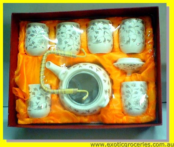 7pcs Tea Set E336