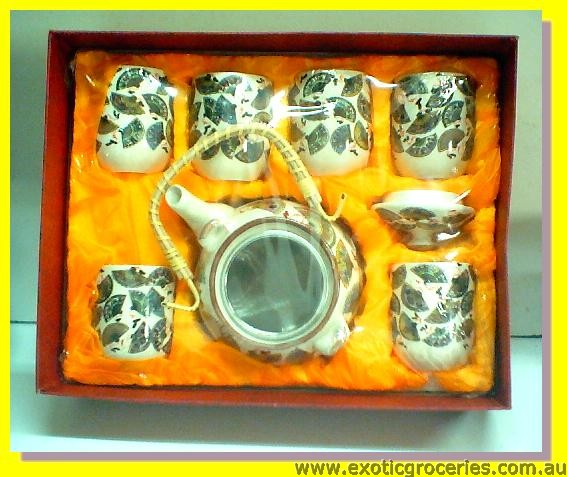 7pcs Tea Set E337