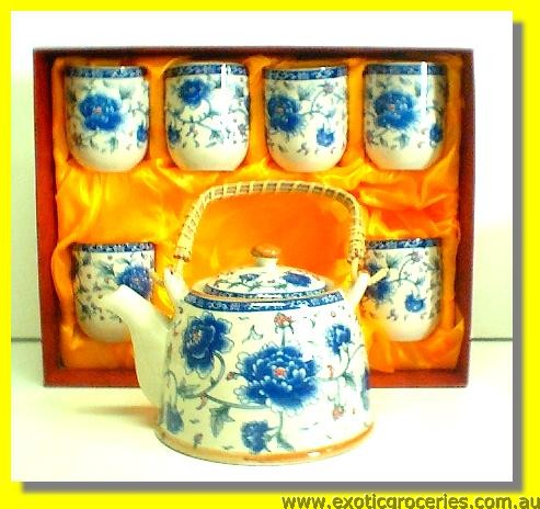 7pcs Tea Set E340