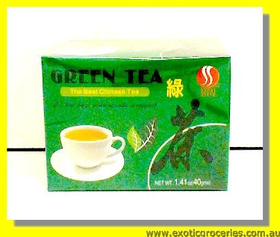 Chinese Green Tea 20teabags