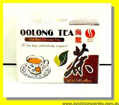 Oolong Tea 20teabags