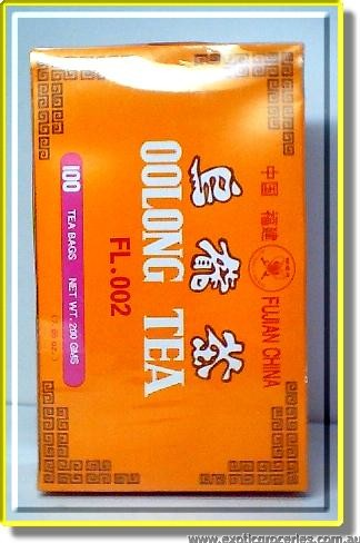 Oolong Tea FL002 100 Bags Fujian China