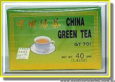 China Green Tea GT701